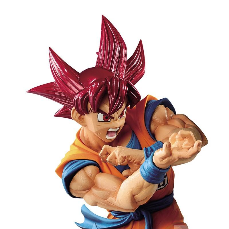 Figurine Goku - Blood of Saiyans 4  -  Les DVD