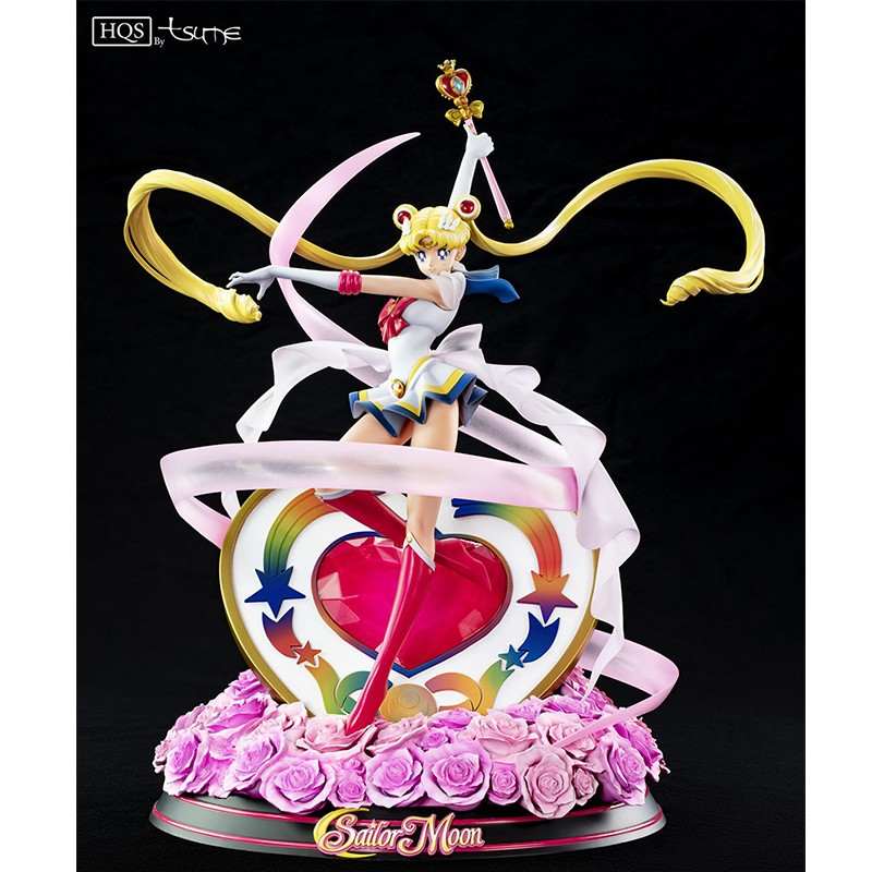 Statue Sailor Moon HQS - Tsume  - SAILOR MOON