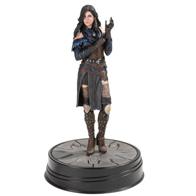 The Witcher - Figurine Yennefer - 2nd Edition  - Figurines jeux-vidéo