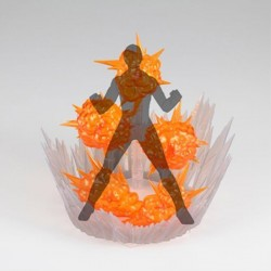 Figure Rise - Burst Effect Orange  -  GUNDAM