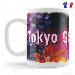 Tokyo Ghoul - Mug Ken Kaneki Face  - AUTRES GOODIES