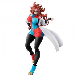 Dragon Ball Gals - Figurine Android 21  - Figurines DBZ