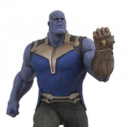 Avengers Infinity War - Figurine Thanos  - DC. COMICS & MARVEL