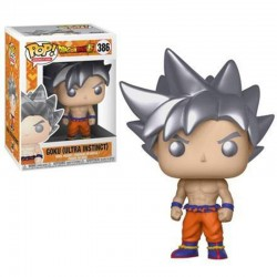 Figurine Goku Ultra Instinct - Funko POP  - Figurines DBZ