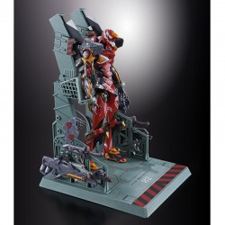 Evangelion - Eva-02 Production Model Metal Build  - AUTRES FIGURINES