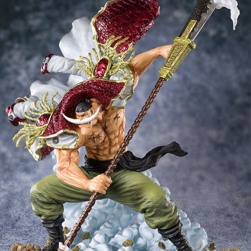 One Piece - Figurine Edward Newgate Pirate Captain  - Figurines