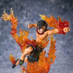 One Piece - Figurine Ace Commander of the 2nd Div  - Figurines