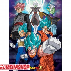 Poster Dragon Ball Super Fusion  -  DRAGON BALL Z