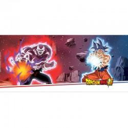 Mug Dragon Ball Super Goku UI vs Jiren  -  DRAGON BALL Z