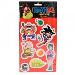 Set de magnets Dragon Ball  -  DRAGON BALL Z