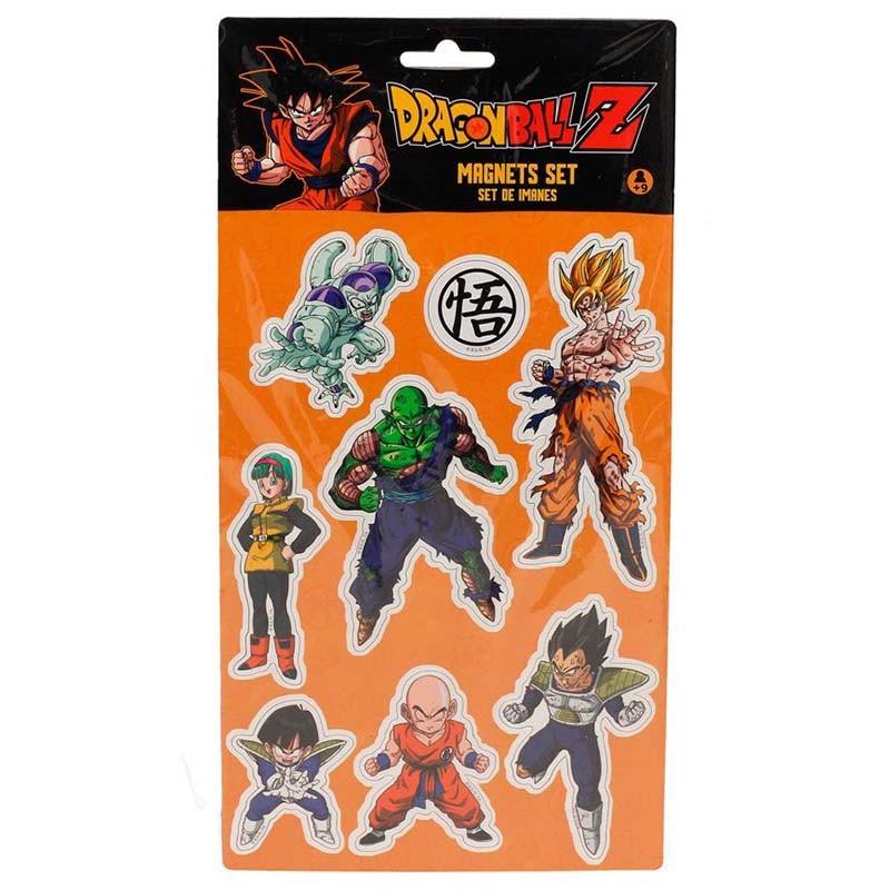 Set de magnets Dragon Ball Z Chapitre Namek  -  DRAGON BALL Z