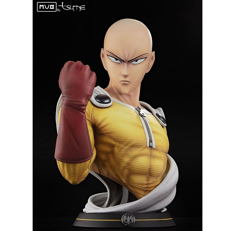 One Punch Man - Buste Saitama MUB Tsume  - TSUME