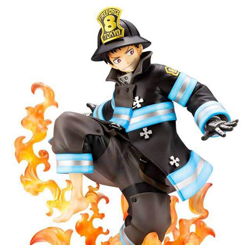Fire Force - Figurine Shinra Kusakabe ARTFX  - AUTRES FIGURINES