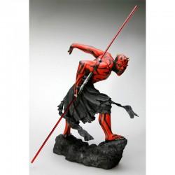 Star Wars - Figurine Darth Maul Japanese Ukiyo  - CINÉMA & SÉRIES TV