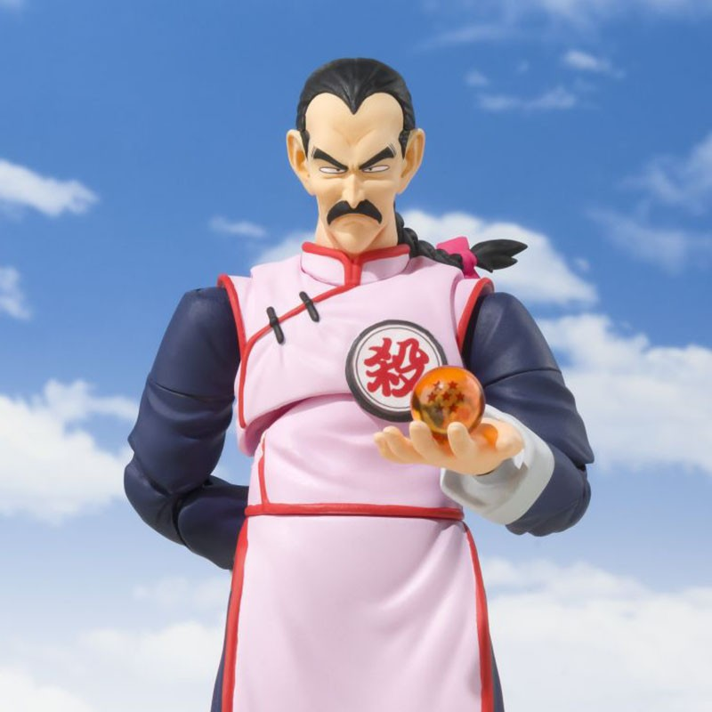 Dragon Ball - Tao Pai Pai SH Figuarts  -  DRAGON BALL Z