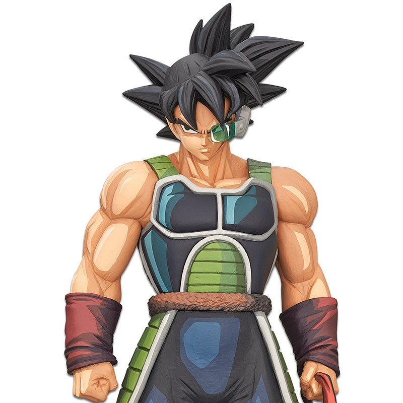 Figurine Bardock - Grandista Manga Dimensions  -  DRAGON BALL Z
