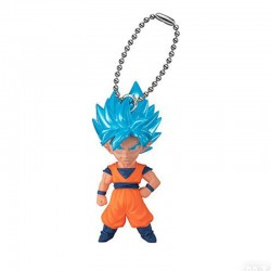 Porte clés Goku Blue  -  DRAGON BALL Z