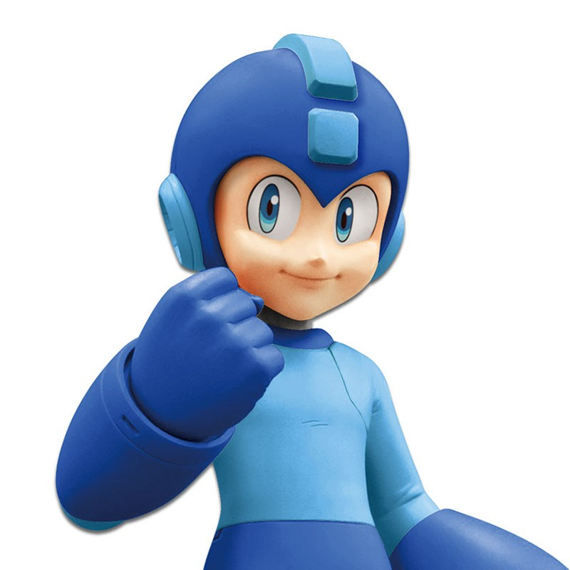 Figurine Megaman Grandista  - JEUX VIDEO