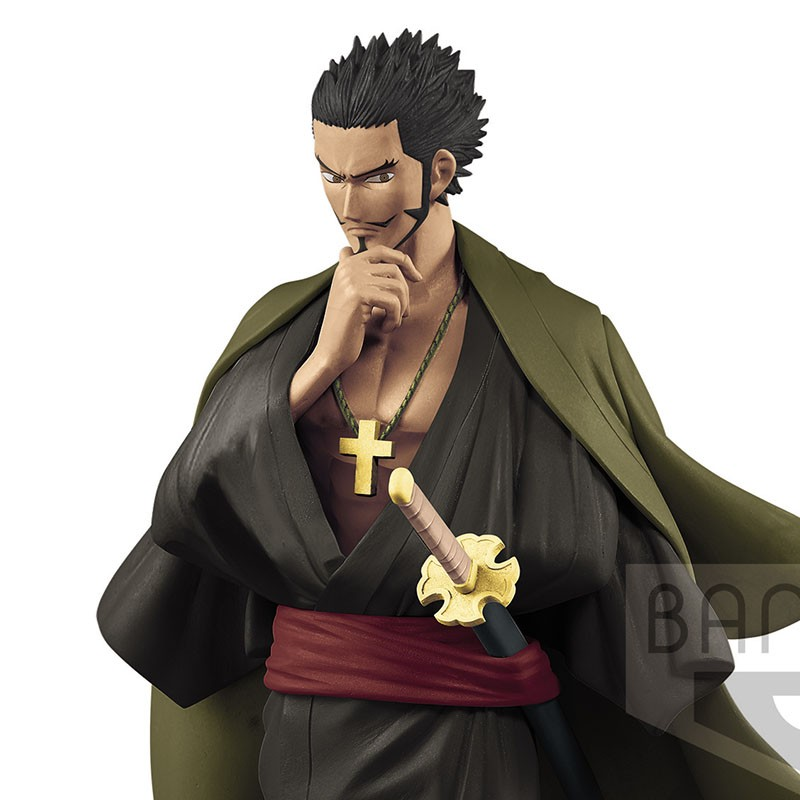 Figurine Mihawk Japanese Style  -  ONE PIECE