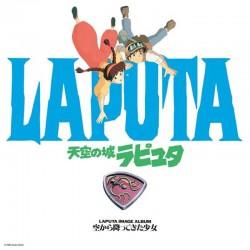 Laputa (Le château dans le ciel) Vinyle OST  - VINYLE MANGA & JEUX VIDEO