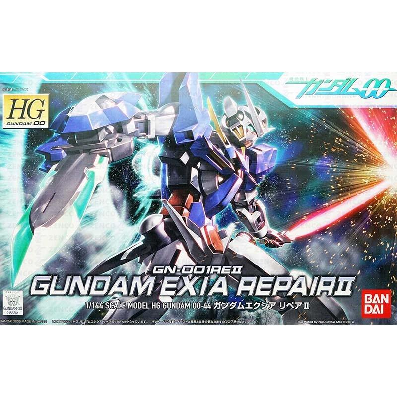 Gundam Exia Repair II HG  -  GUNDAM