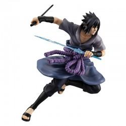 Figurine Sasuke Uchiha Shinobi World War ver  -  NARUTO