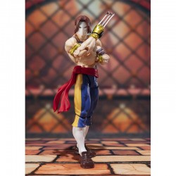 Street Fighter - Figurine Vega S.H Figuarts  - JEUX VIDEO