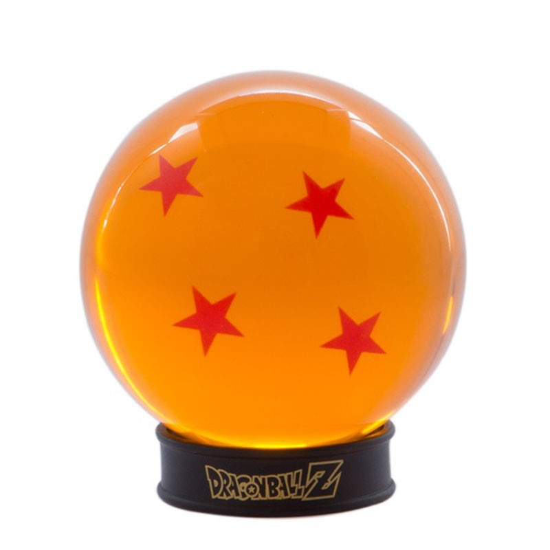 Dragon Ball - Boule de Cristal 4 étoiles  -  DRAGON BALL Z