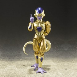 Figurine Golden Freezer Event Exclusive - S.H.Figuarts  -  DRAGON BALL Z