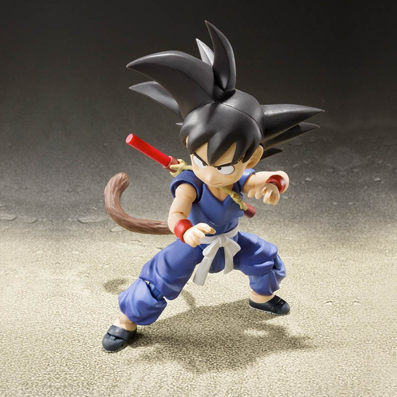 Dragon Ball - Figurine Goku Kid Event Exclu S.H Figuarts  -  DRAGON BALL Z