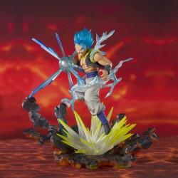 Figurine Gogeta Blue Event Exclusive Color  -  DRAGON BALL Z