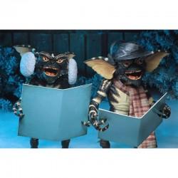 Gremlins Set 2 Figurines Carol Winter Scene  - CINÉMA & SÉRIES TV