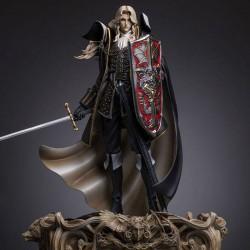 Castlevania SOTN - Statue Alucard - Gantaku  - JEUX VIDEO