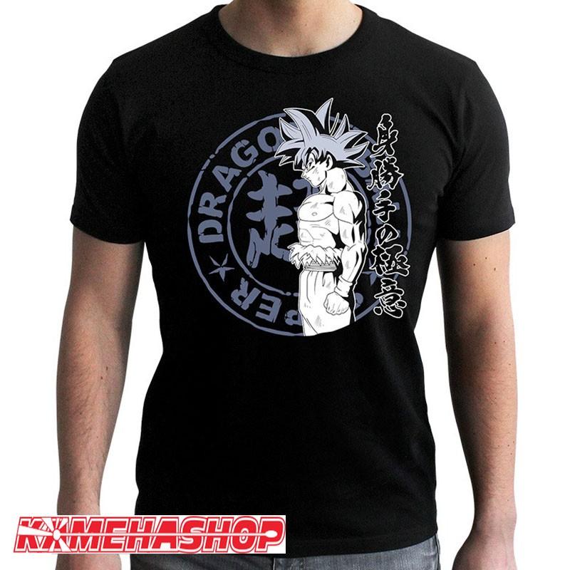 T shirt Dragon Ball Super Goku Ultra Instinct