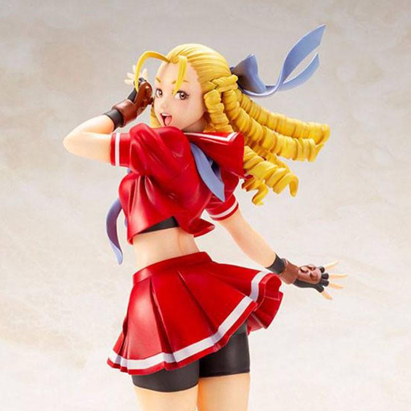 Street Fighter - Figurine Karin Bishoujo  - JEUX VIDEO