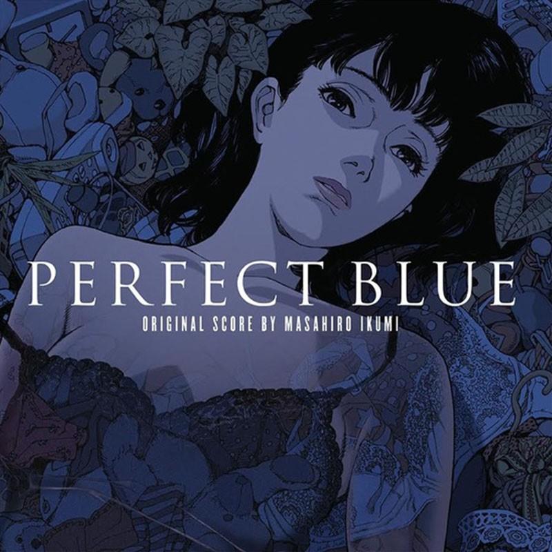 Perfect Blue Vinyle LP  - VINYLE MANGA & JEUX VIDEO