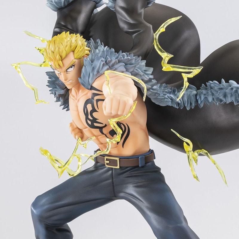 Fairy Tail - Figurine Luxus HQF - Tsume  -  FAIRY TAIL