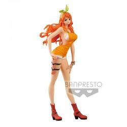 One Piece - Figurine Nami - Glitter & Glamours  -  ONE PIECE