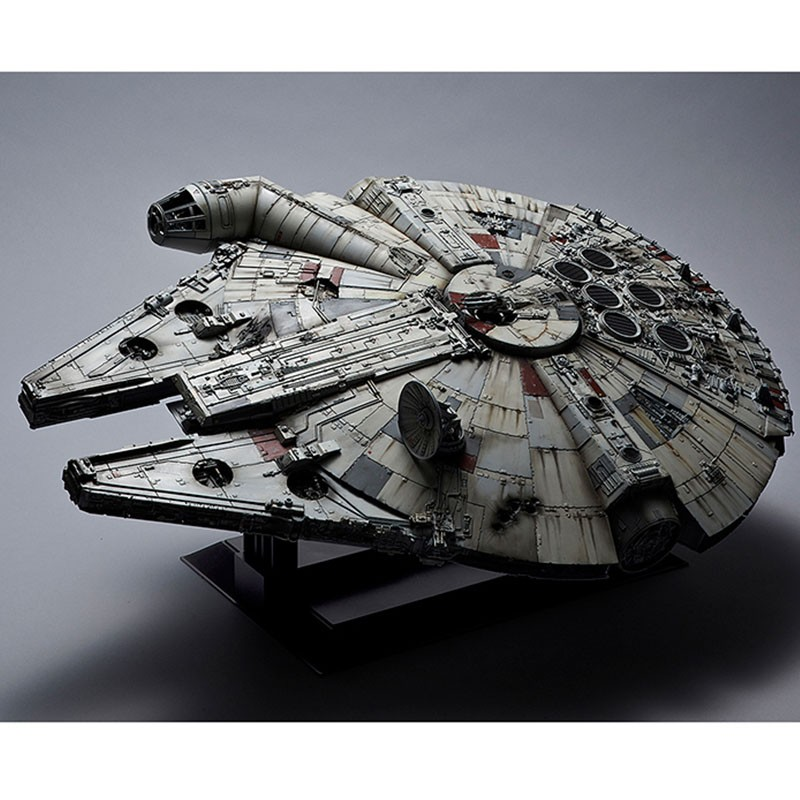Star Wars - Faucon Millénium Model Kit PG  - CINÉMA & SÉRIES TV