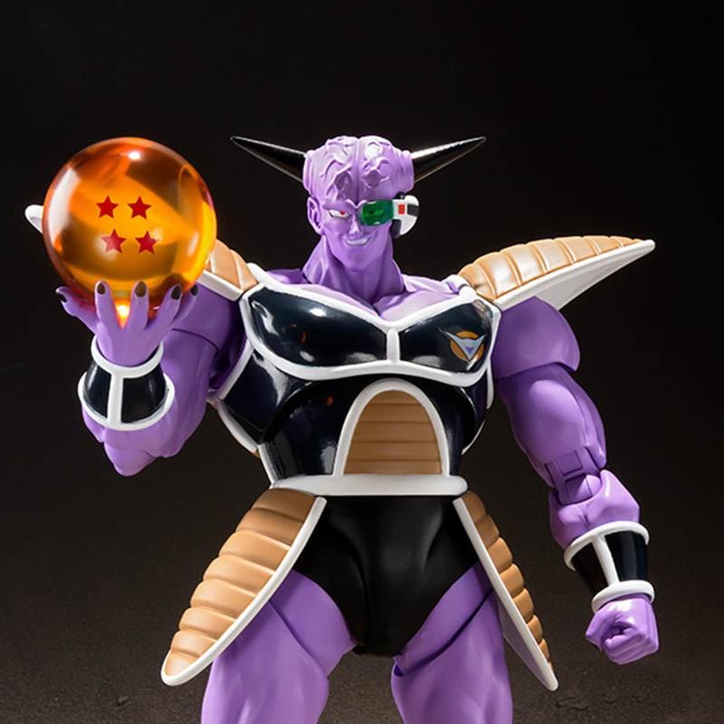 Dragon Ball Z - Figurine Ginyu S.H Figuarts  -  DRAGON BALL Z