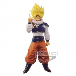 Dragon Ball Z - Figurine Goku SSJ Yardrat ver  - Figurines DBZ