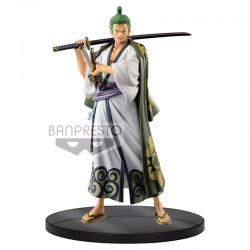 One Piece - Figurine Zoro Wanokuni GLM  -  ONE PIECE