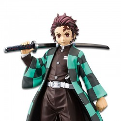 Demon Slayer - Figurine Tanjiro Kamado - Vol.1  - AUTRES FIGURINES