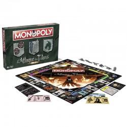 Monopoly L'Attaque des Titans  - L'ATTAQUE DES TITANS