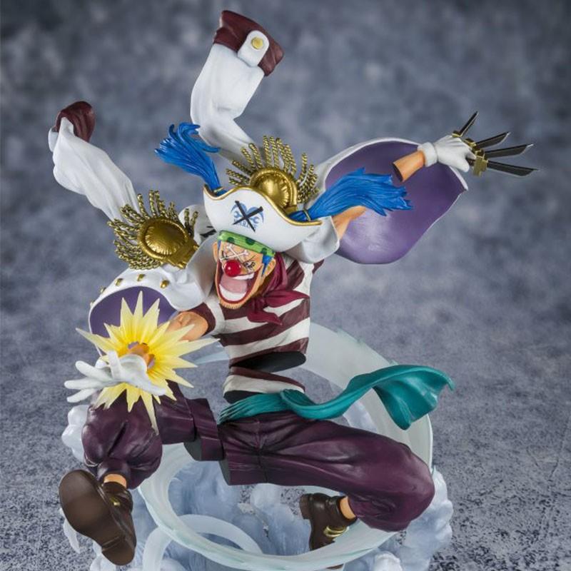One Piece - Figurine Baggy Para War  -  ONE PIECE
