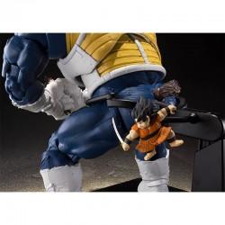 Figurine Vegeta Ohzaru S.H Figuarts  -  DRAGON BALL Z