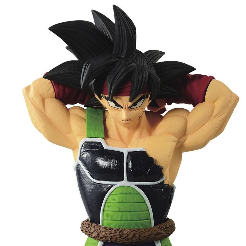 Figurine Bardock Creator x Creator  -  DRAGON BALL Z