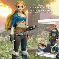 Breath of the Wild - Figurine Zelda Collector's ver  - ZELDA