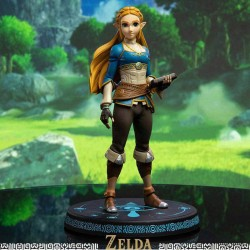 Breath of the Wild - Figurine Zelda  - ZELDA
