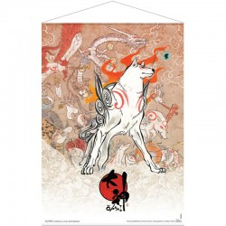 Wallscroll Okami Amaterasu  - POSTERS & AFFICHES